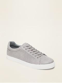 Oldnavy Faux-Suede Sneakers for Men