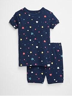 Baby Gap Boys DISNEY CARS PJ SET 12 18 24 Months Short Sleeve Summer Spring