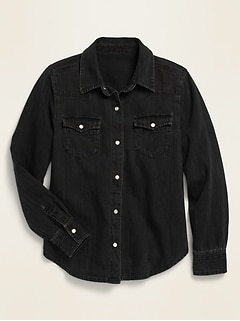 Oldnavy Western Pocket Shirt for Girls