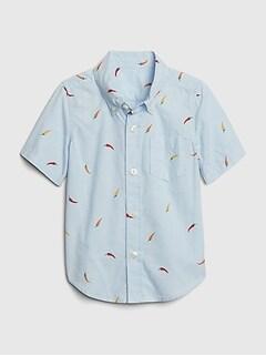 NWT Baby Gap Toddler 2T Dinosaur Long Sleeve T-shirt White Geometric New!