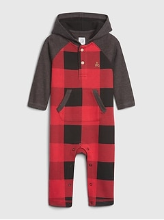Gap Baby Boy 3 in 1 One Piece Stripe Outfit Grey Navy Blue Size 3-6 Months NWT