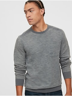 Slub Pocket T-Shirt (Was $44.95, Now $31.99)