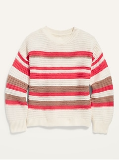 Girls' Pullovers Sweaters | Old Navy