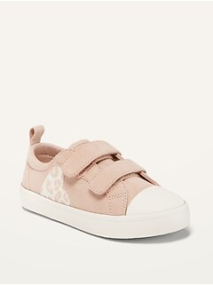 Oldnavy Unisex Canvas Double-Strap Sneakers for Toddler