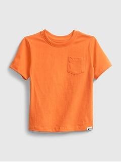 Toddler Graphic T-Shirt Top Flamingo Purple Orange Size 5T NWT Gap Baby Boy