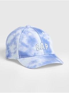 M Small Medium Gap Baby Girl Toddler Eyelet Baseball Chambray Dot Cap Hat S