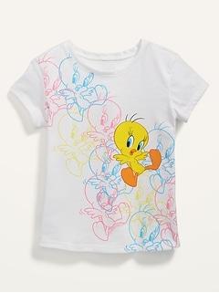 Oldnavy Unisex Short-Sleeve Tweety Bird™ Graphic Tee for Toddler