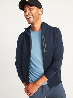 Oldnavy Dynamic Fleece Zip Hoodie for Men