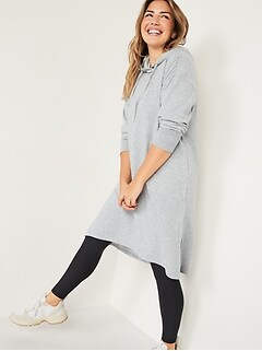 Oldnavy Loose Extra-Long French Terry Hoodie for Women